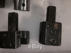Lot 9 - VDI 30 STICK & BORING BAR HOLDERS MIXED NEW AND USED