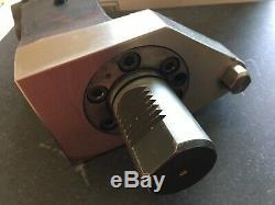 MAZAK VDI 40 SQT15/18 QTN200 Boring Bar Drill HOLDER
