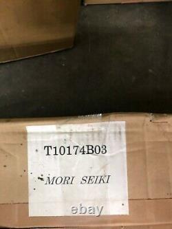 MORI SEIKI NZL6000 Tool Holder Blocks #T10174B03 NL6000 NZX6000 Boring Bar 2.5