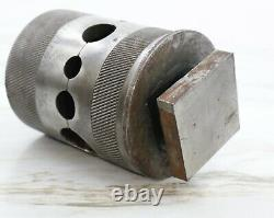 Machinist Made Lathe Boring Bar Tool Post Holder Holds 5 Different Size Bars