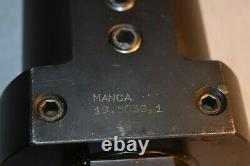 Manca 19.5038.1 Lathe Tool Holder VDI 50 1.5 Hole 1.25 Boring Bar