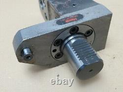 Mazak 5356800I20I VDI 40 Radial 25mm Boring Bar Holder ID8
