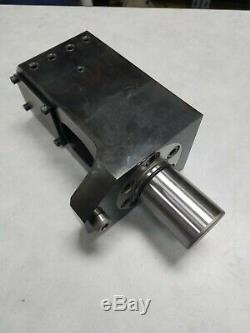 Mazak Boring Bar Holder/U drill holder/coolant through QTN 350 400 450 new 50mm