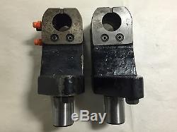 Mazak SQT-250 Boring Bar Tool Holders, Used