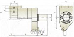Mazak VDI40 Boring Bar Tool Holder THL-MQT-T1-4031.75140-I