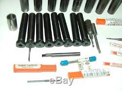 Micro 100 Boring Bar Tool Holders Carbide Boring Bars Hardinge Lathe CNC Turret