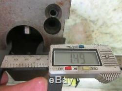Mitsubishi Mtc8b Cnc Lathe Turret Tooling Tool Holder Block 1.5 Inch Boring Bar