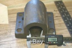 Mori Seiki CNC Lathe Toolholder Boring Bar Holder 1 3/4 with 1 3/4 boring bar