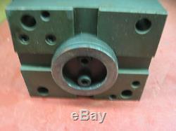 Mori Seiki NLX2500 CNC Lathe Static Tool Block Holder Boring Bar IN 060301