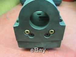 Mori Seiki NLX2500 CNC Lathe Static Tool Block Holder Boring Bar IN 080804