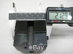 Mori Seiki SL-1 Tool Holder CNC Lathe, ID & OD Boring Bar Block 4 Turret SL1 tap