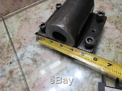 Mori Seiki Sl-3 Boring Bar Cnc Lathe Turret 1.25 Inch Tool Holder Block Tooling