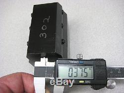 NEW Mori Seiki SL-1 Tool Holder, CNC Lathe, ID Boring Bar Block 4 Turret SL1 tap
