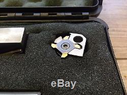 Nice Cleaveland Octi Cut Indexable Boring Bar Tool Holder Kit + Inserts