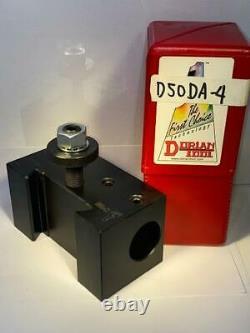 New Dorian USA D50 DA-4 Quick Change EXTRA Heavy Duty 1-1/2 Boring Bar Holder