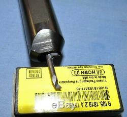 New HORN 3/4 OD Boring & Grooving Bar Holders 3.54 OAL, Through Coolant