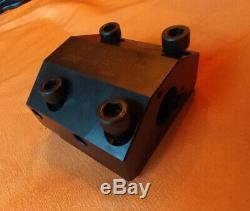 New Haas 1 ID VB3024 Boring Bar CNC Tool Block Holder