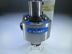 New Komet Abs 50 Kfk 1-16 Boring Head + New Boo 15660 Boring Bar Tool Holder