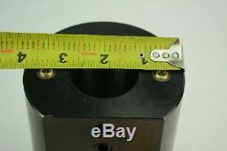 New Rohm VDI 50 Boring Bar Tool Holder, 50mm Diameter, 40mm Bore Coolant thru