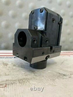 Okuma Tool Block 1-1/2 Double Side Boring Bar Holder Fits LT2000