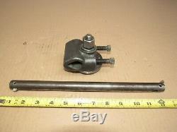 Original South Bend 9 10k Heavy Duty Boring Bar Tool Holder Atlas Craftsman
