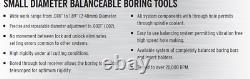 Parlec PC6 Finish 5/8 Boring Bar Holder PC6-2015TR (Stk50)