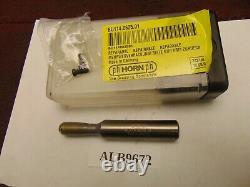 Ph Horn Carbide Bu114.0625.01 Grooving & Boring Holder Alb 9672