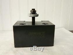 Phase II Series DA, #4 Boring Bar Tool Post Holder 250-504