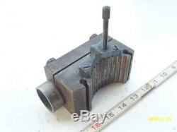 Quick Change Tool Post Boring Bar Holder fo Multifix Swiss Made. Enco