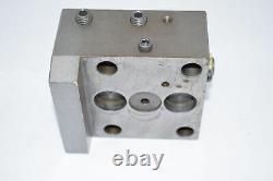 ROMI CNC D2 Lathe Turret 2'' Boring Bar Tool Holder Lathe Machinist