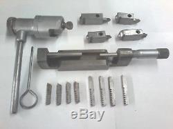 Rottler Boring Bar Tooling Micrometer Tool Holder Centering