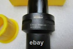 SANDVIK CAPTO C5 to 1/4 (. 250) BORE BAR HOLDER S-C5-131-00060-250 NEW