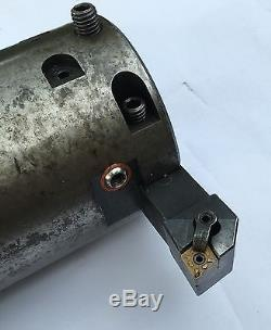 SANDVIK Tool Holder Boring Bar CAT50 50 Knob and Carbide Insert Holder