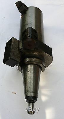 SANDVIK Tool Holder LATHE Boring Bar CAT50 50 Knob and Carbide Insert Holder