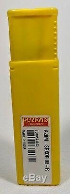 Sandvik Coromant A20M-SRXDR 08-R Boring Bar Turning Insert Holder Round Shank