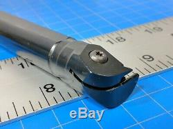 Sandvik RAG151.32-D12-30 17M Boring Bar Tool Holder Lathe Q-Cut Grooving 3/4