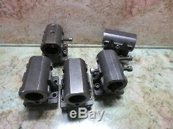 Sut-60 Cnc Lathe Turret Tool Holder Block 1.75 Inch Boring Bar Lot Of 3 Pieces