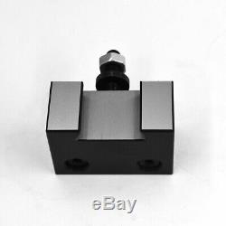 T0202 set of 4 AXA #4 250-104 Quick Change Heavy Duty Boring Bar Holder CNC Tool