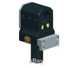 T1-60-60-135. M VDI T1 Single Bore Boring Bar Holder D=60mm D1=60 mm