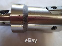 URMA COMMAND BORING BAR (2.60 to3.46 Range) B25 63 01 100 with CAT50 HOLDER