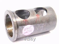 Used 2.50 X 2.00 Tool Holder/ Boring Bar Sleeve P/n 5596-1161