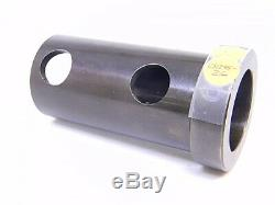 Used 2.50 X 2.00 Tool Holder/ Boring Bar Sleeve P/n Cs1295-26