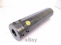Used Cnc Boring Bar Sleeve Tool Holder (od 3.00)(id 1.25) 88-43-1.250