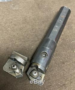 Valenite 1-1/4 Vari Set BB-2 Adjustable Boring Bar Metal Lathe Mill Tool Holder