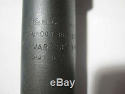 Valenite 3TI RBN-24P Vari-Set changeable boring head BB2-537 bar & CAT 40 holder
