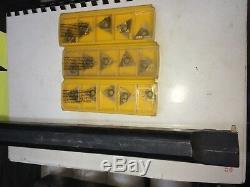Valenite Boring bar, grooving tool holder lathe M-PGTBR-140-43 32 x 400 long