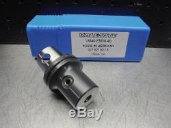 Valenite KM 40 8mm Boring Bar Holder VM40-EM08-40 (LOC2813C)