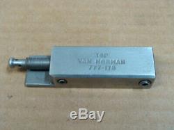 Van Norman 777-00178 Boring Bar Tool Holder (Long)