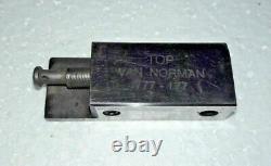Van Norman 777S Boring Bar Tool Holder