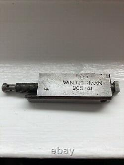 Van Norman 944 944s Boring Bar Tool Holder With Flange Cutting Tip Long